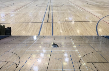 February 2020 Sport Floor of the Month Winner