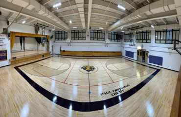 January 2020 Sport Floor of the Month Winner