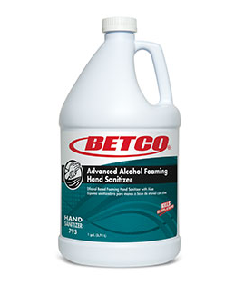 Advanced Alcohol Foaming Sanitizer