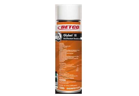 Glybet III Disinfectant