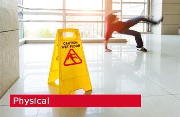 Physical Facility Hazard