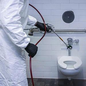 Titan Sprayer Toilet